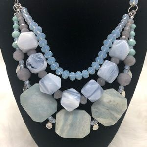 THE LIMITED Chunky Fashion Necklace